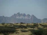 Namibijos panoramos