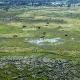Skrydis virš Okavango deltos